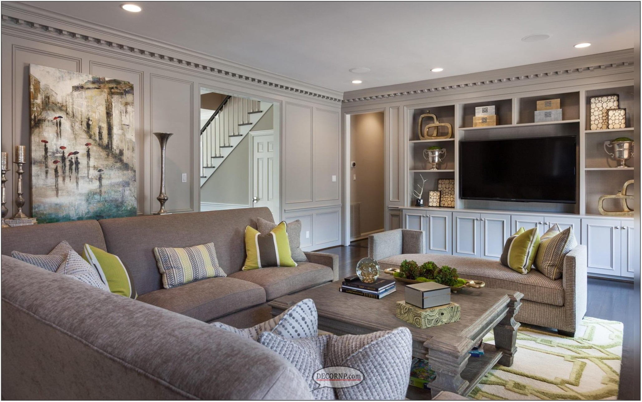 Living Room Colors To Brighten
