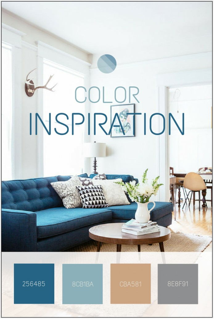 Living Room Colour Inspiration