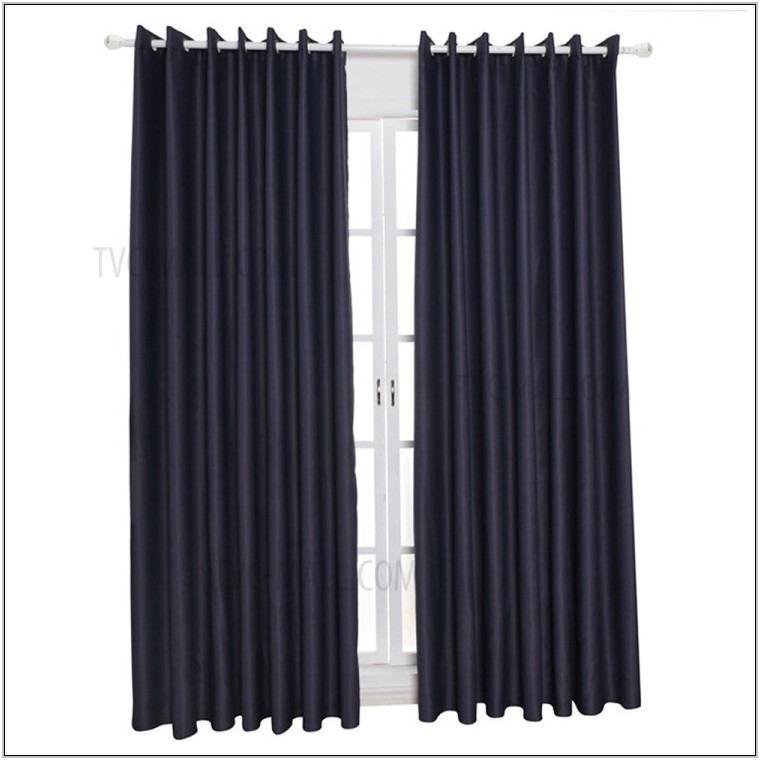 Living Room Darkening Curtains
