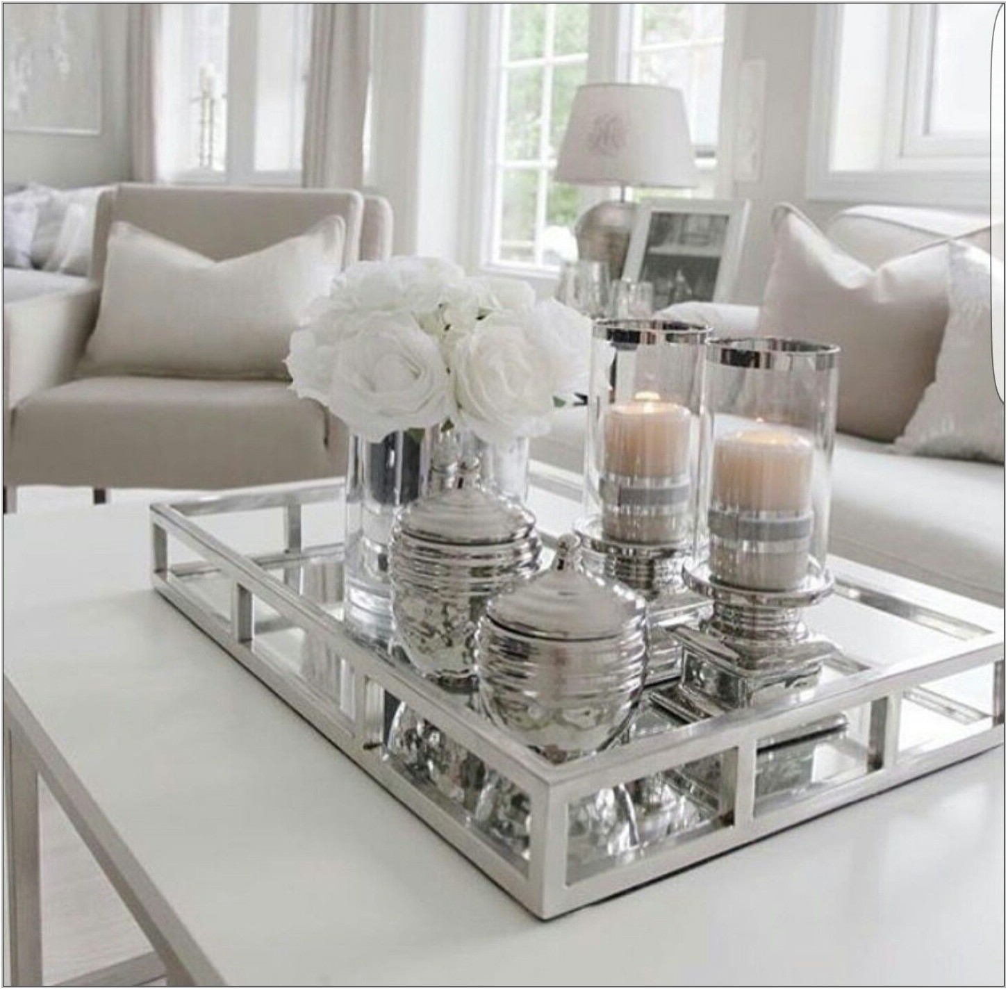 Living Room Decor Table