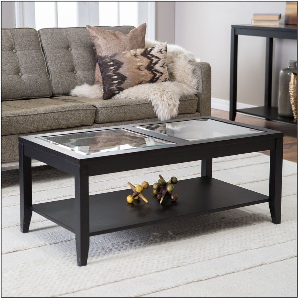 Living Room Display Table
