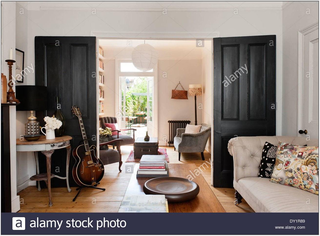 Living Room Double Doors