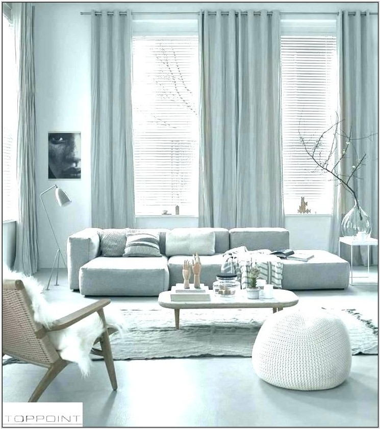 Living Room Drapes Ideas
