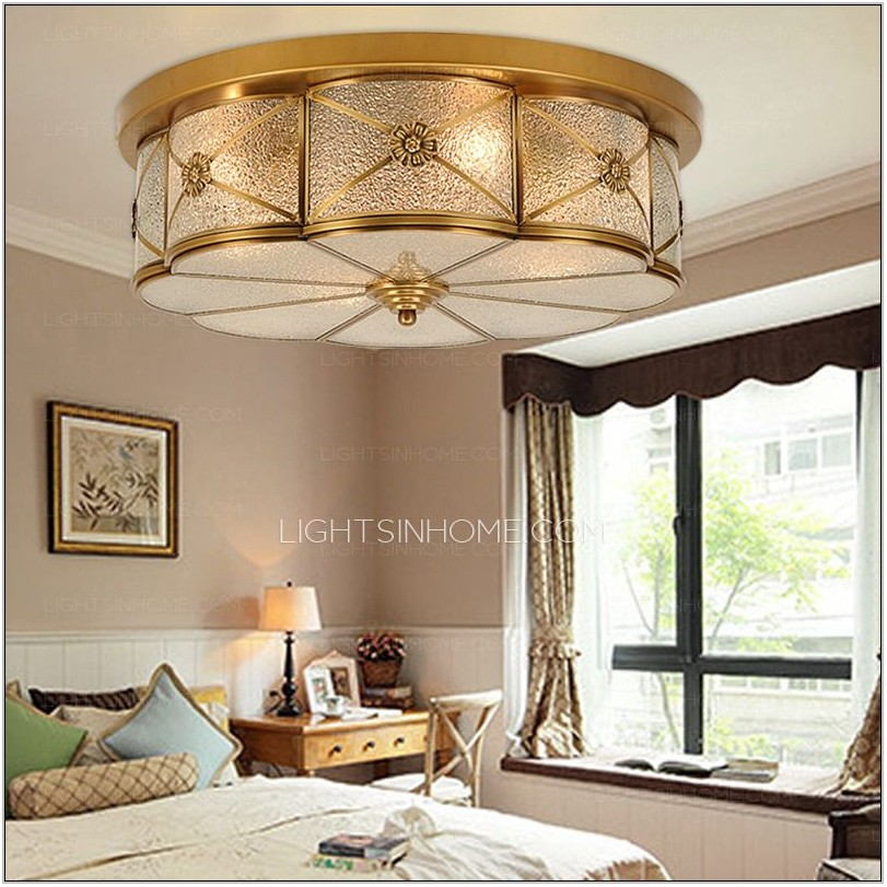 Living Room Flush Ceiling Lights