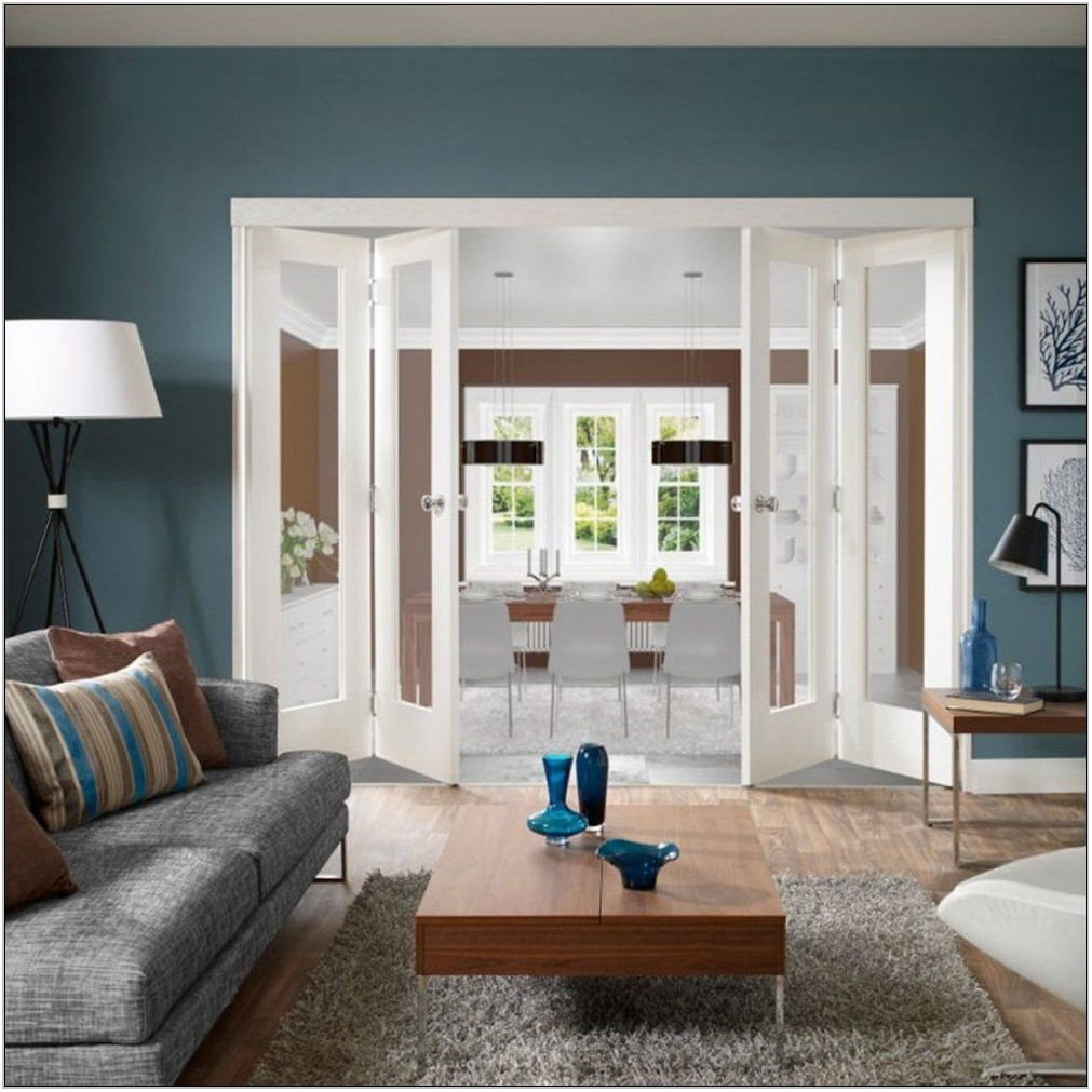 Living Room Folding Doors