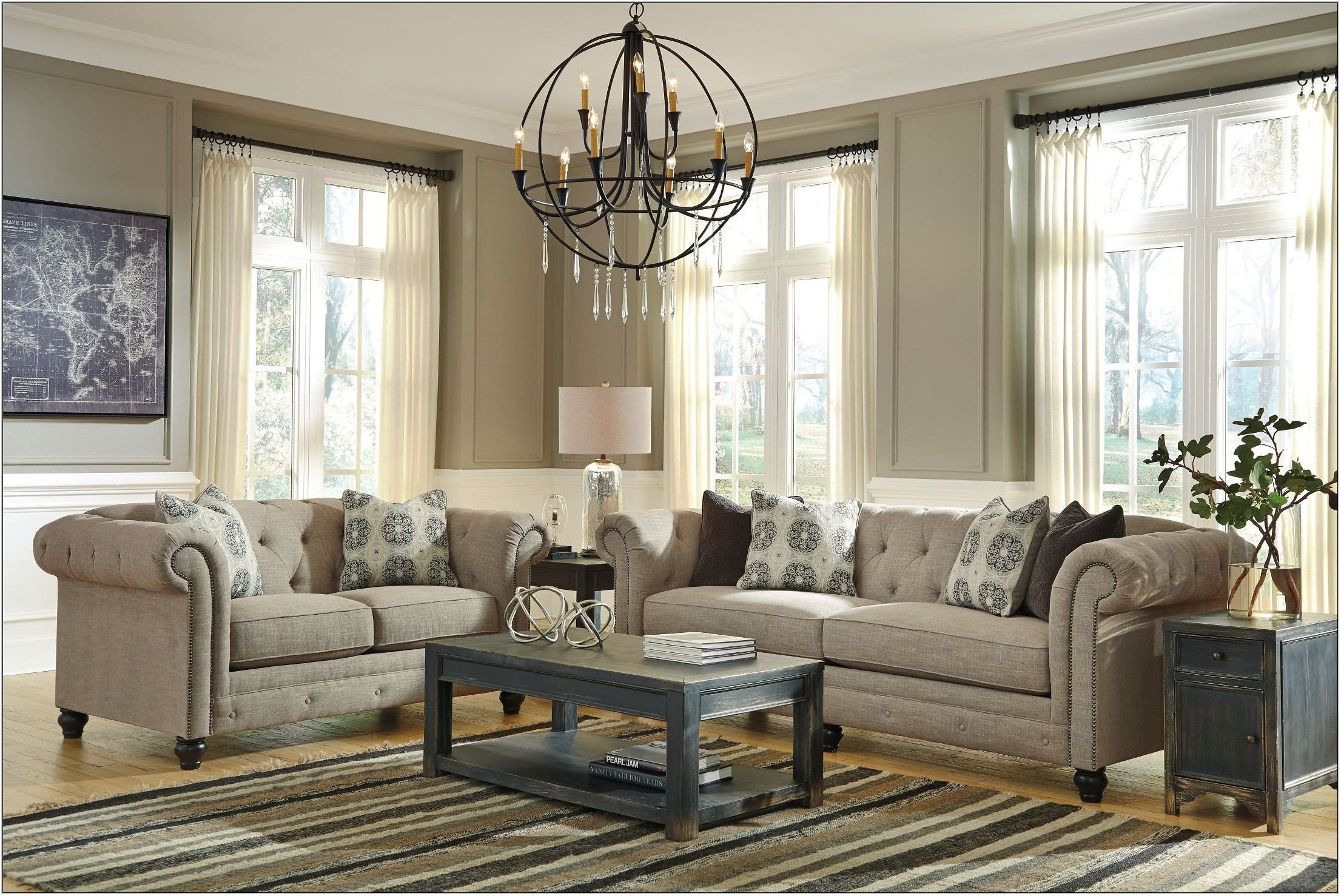 Living Room Furniture At Ashley Furniture