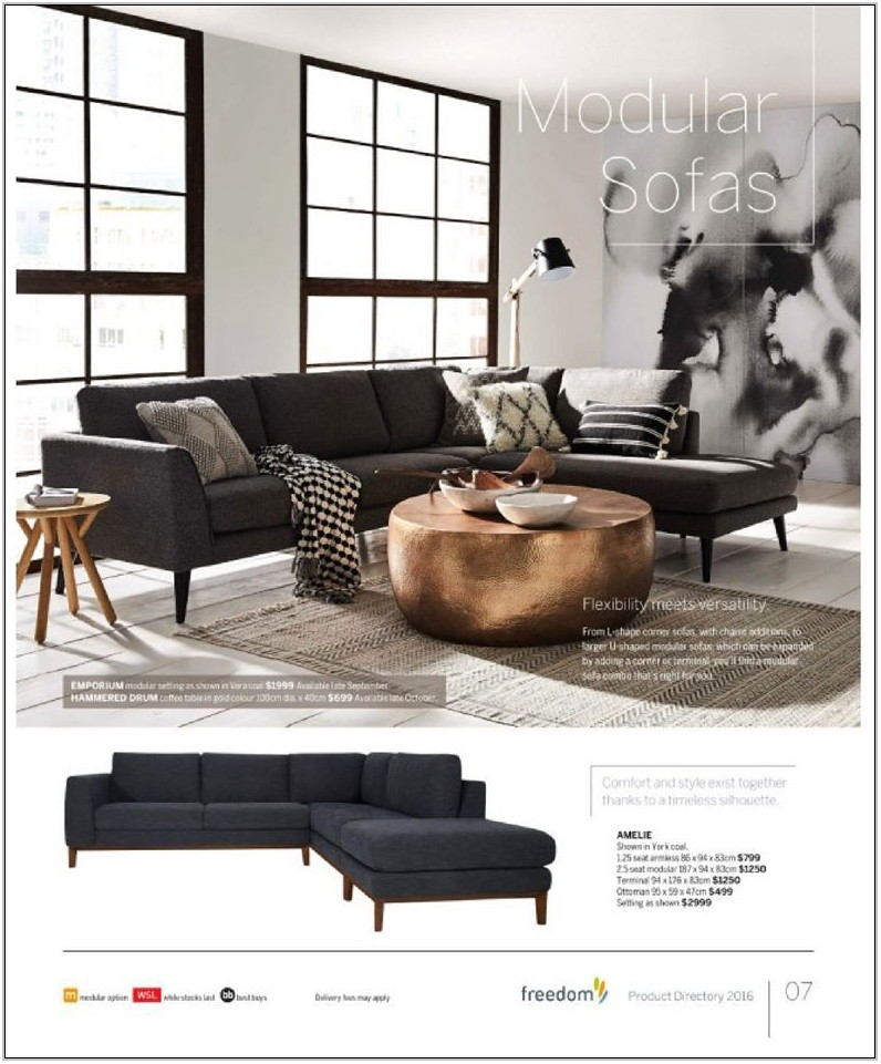 Living Room Furniture Catalogue