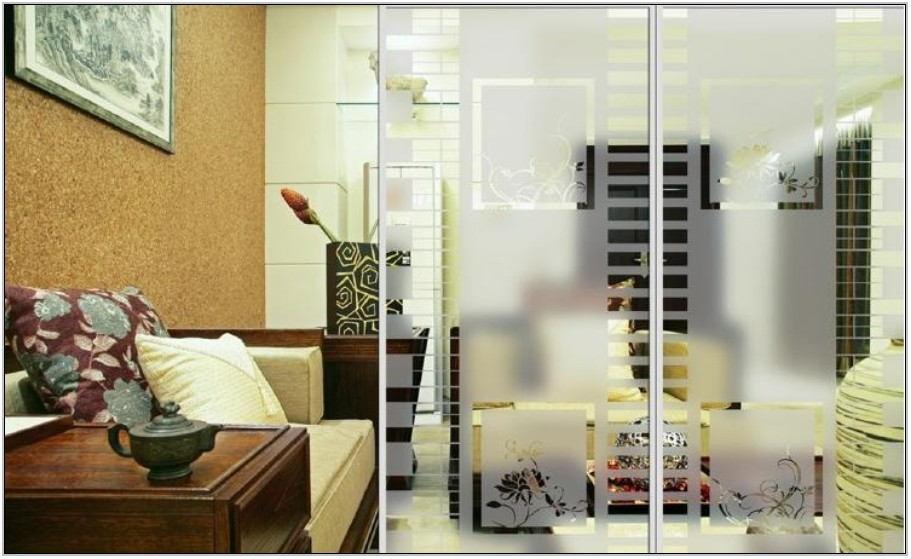 Living Room Glass Design