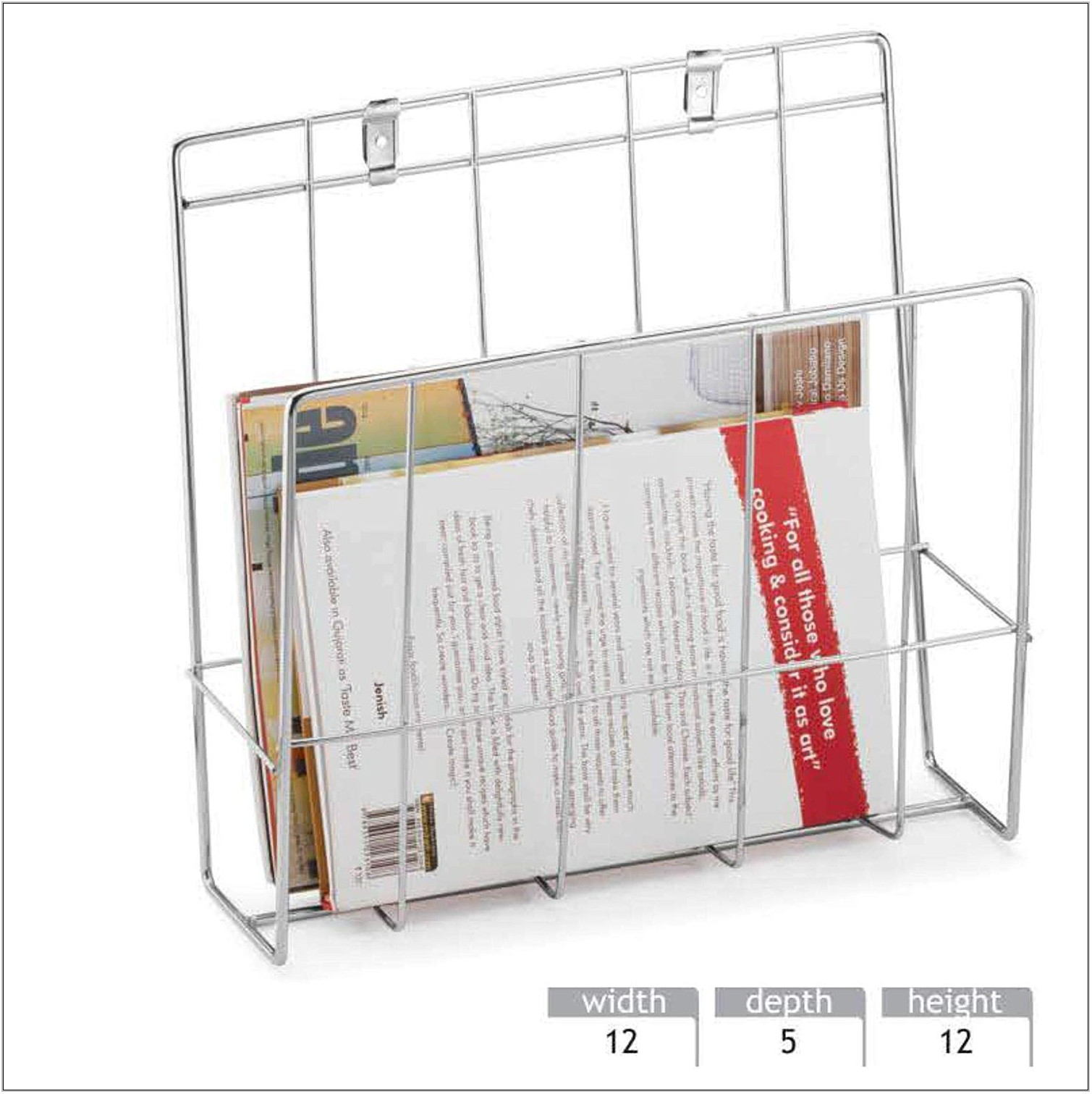 Living Room Magazine Holder