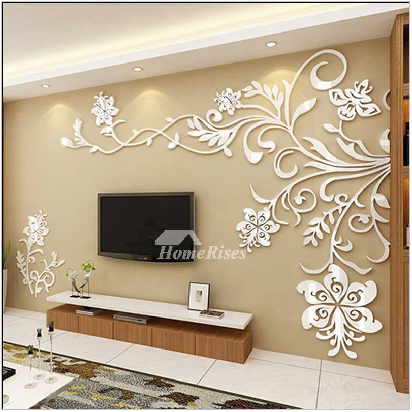 Living Room Modern Wall Decor