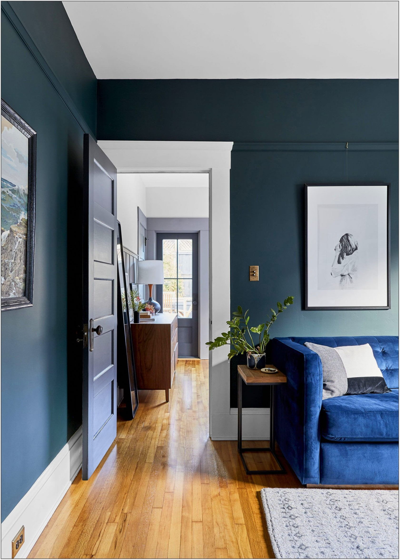 Living Room Paint Colors 2019