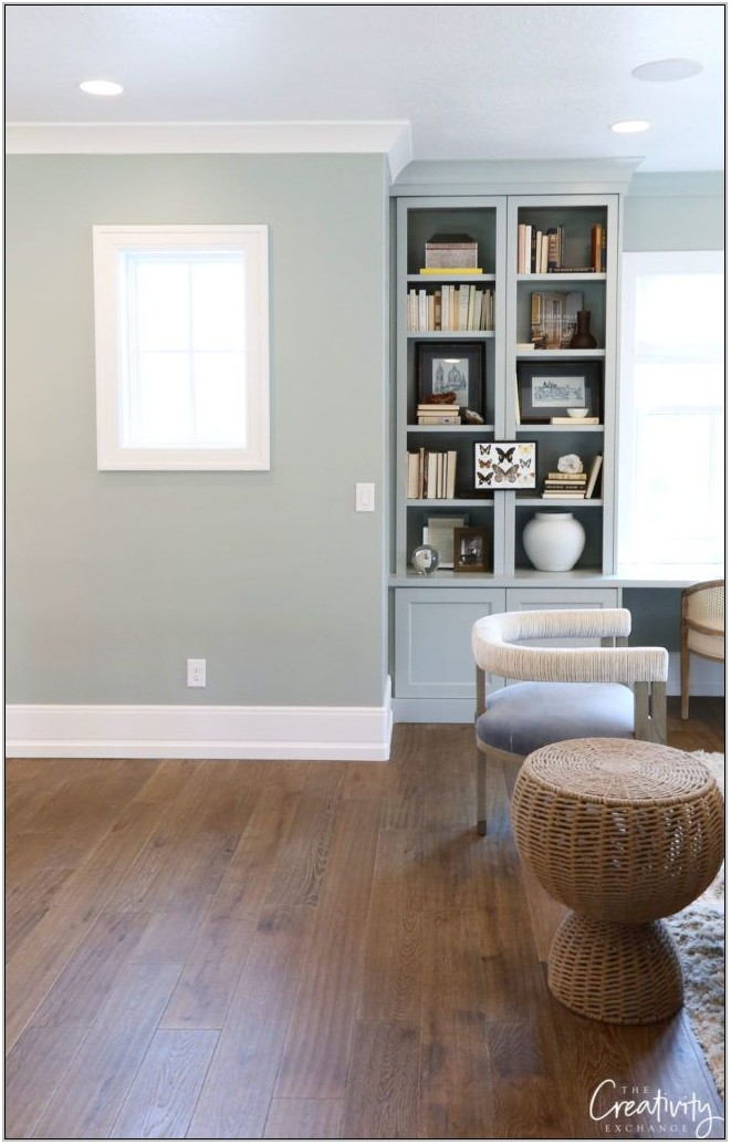 Living Room Paint Trends 2019