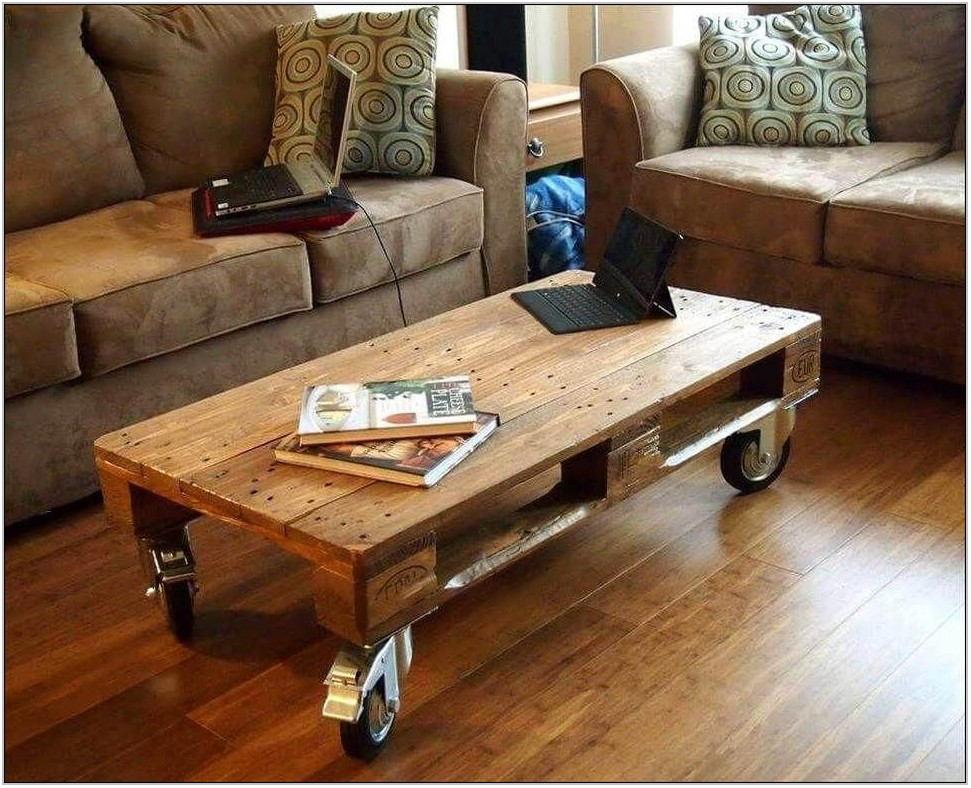 Living Room Pallet Furniture