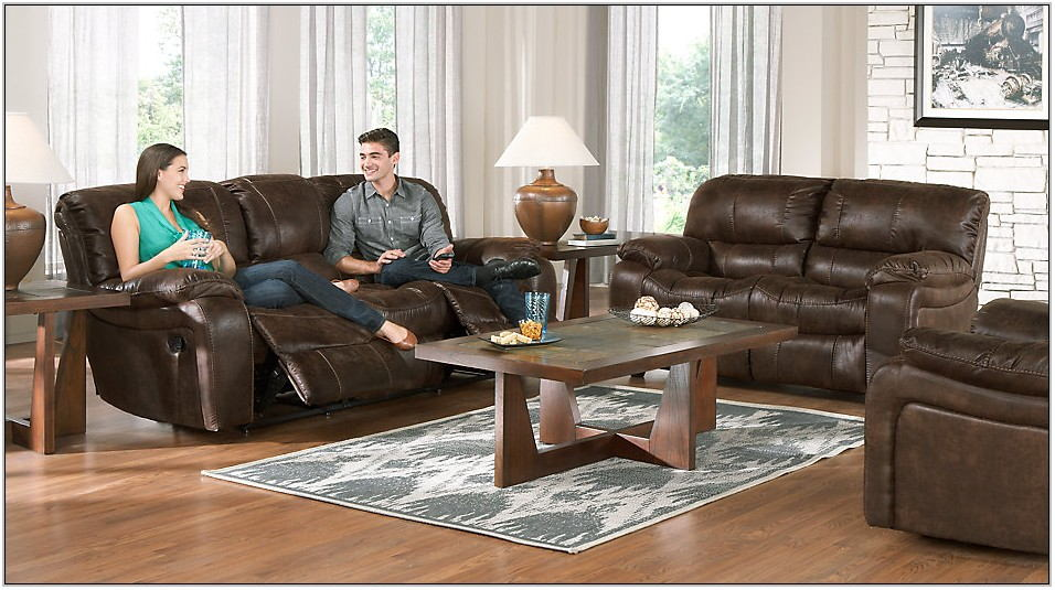 Living Room Sets With Reclining Sofa