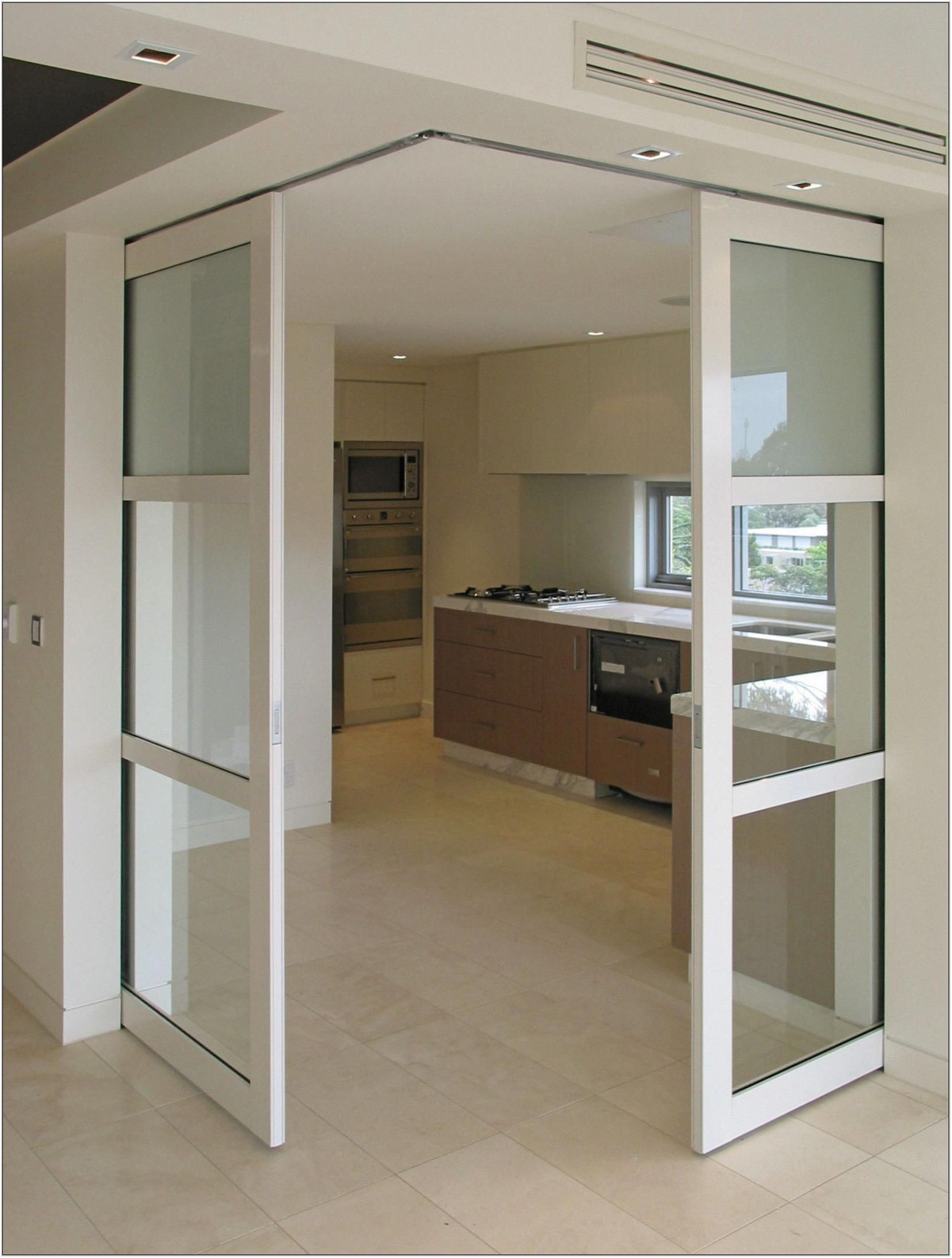 Living Room Sliding Doors Interior