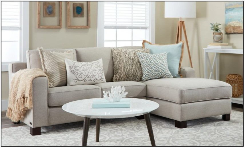 Living Room Small Sectional