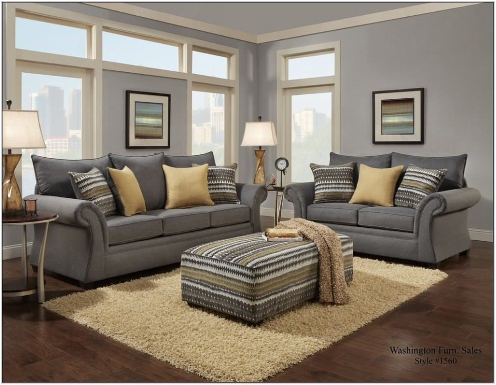 Living Room Sofa And Loveseat Sets