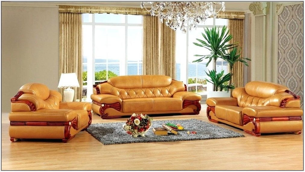 Living Room Sofa Set For Sale