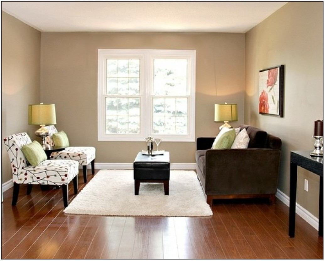 Living Room Staging Pictures