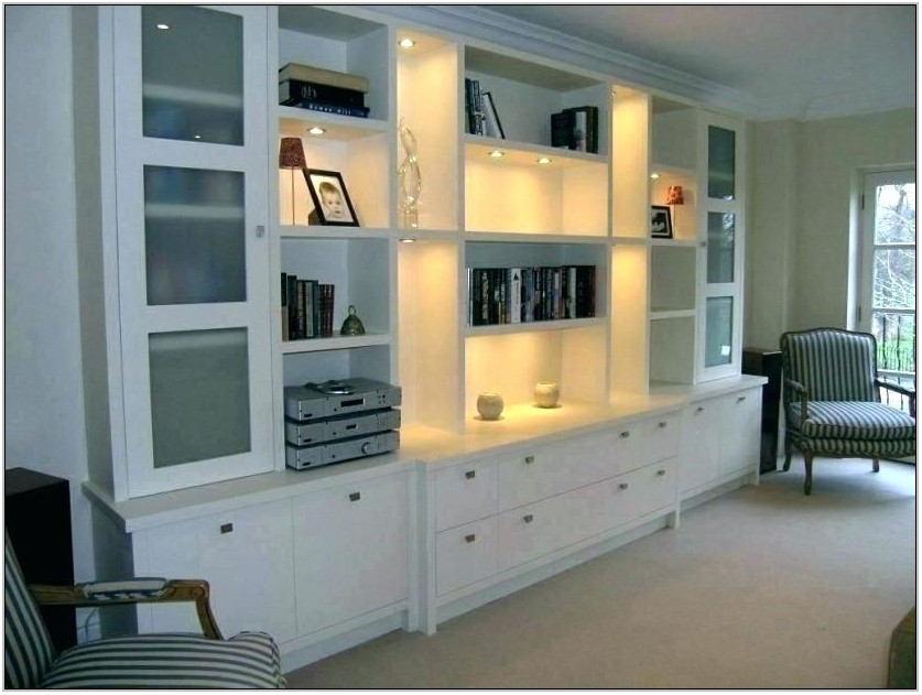 Living Room Storage Cabinets Doors