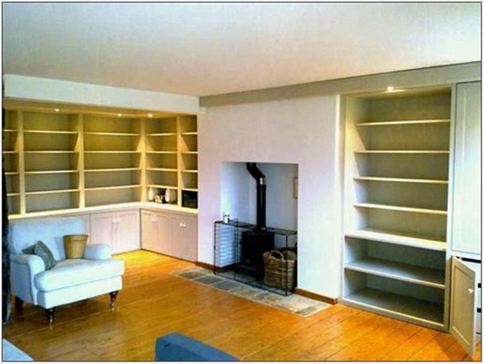 Living Room Storage Furniture Ideas