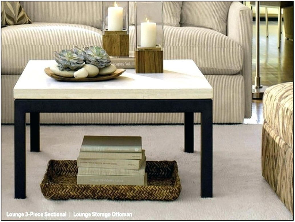 Living Room Table Centerpiece