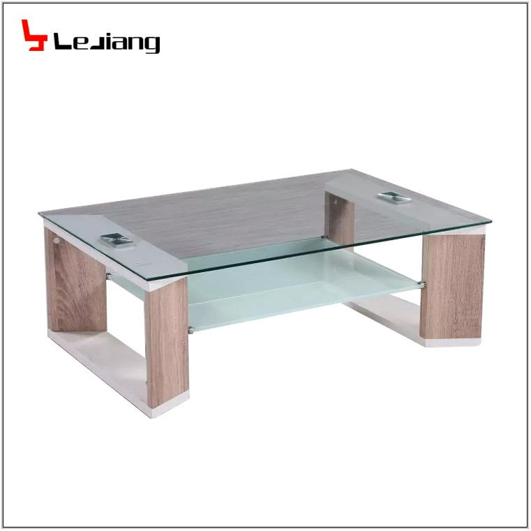 Living Room Table Glass Top