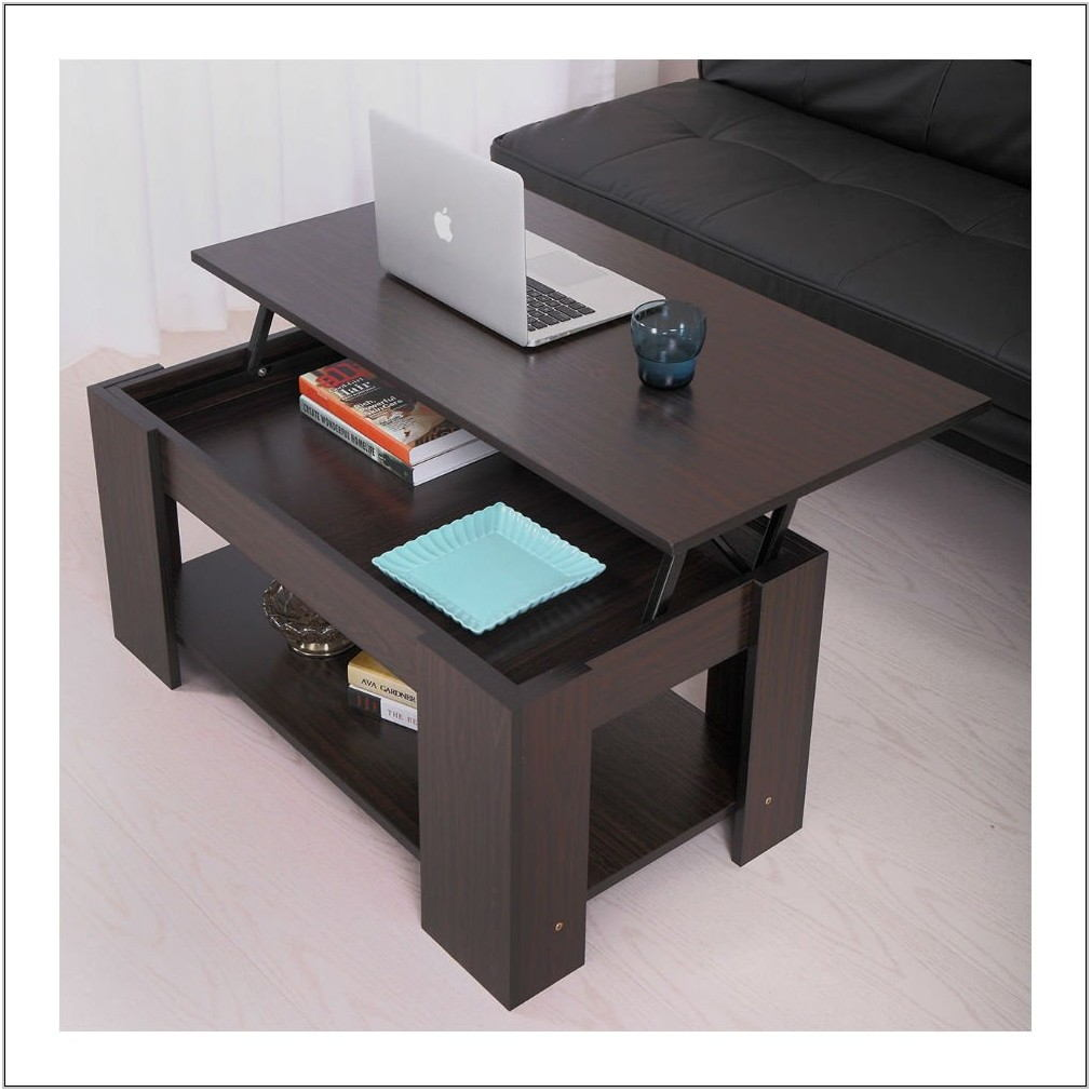 Living Room Table With Lift Top