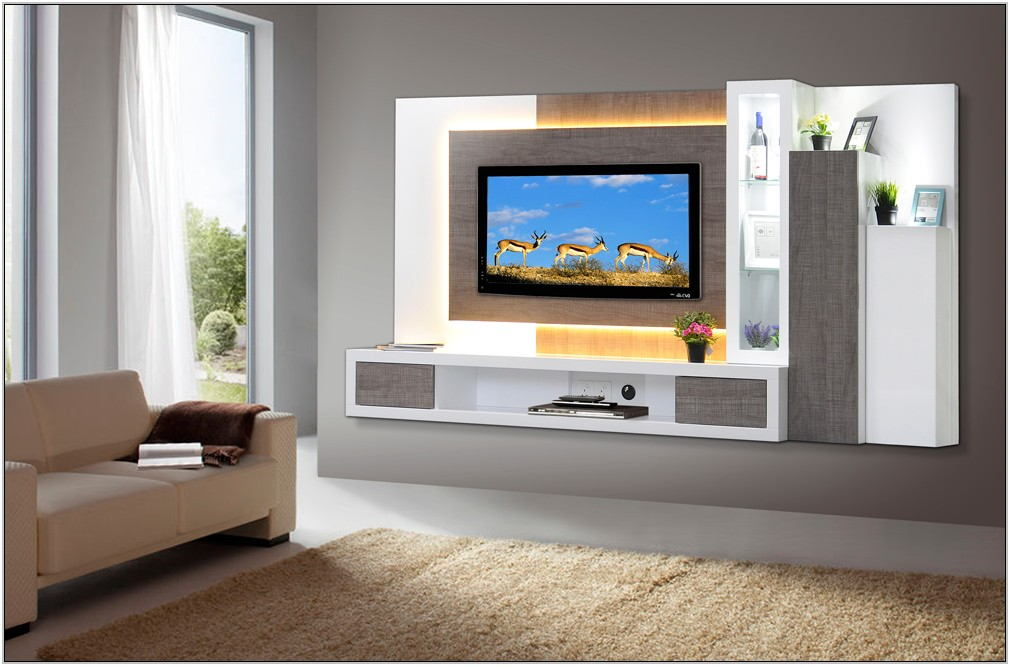 Living Room Television Cabinet
