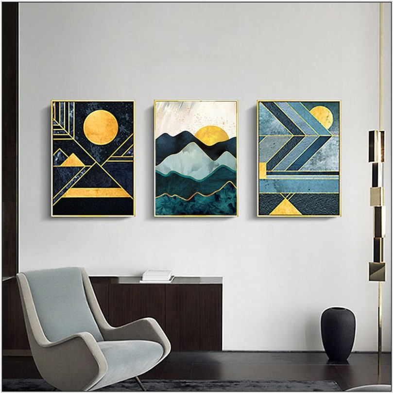 Living Room Wall Art Decor