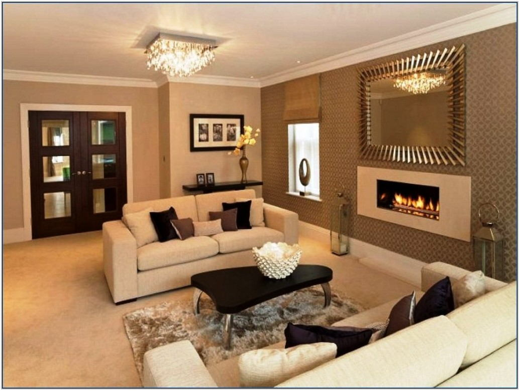 Living Room Wall Color Design Ideas