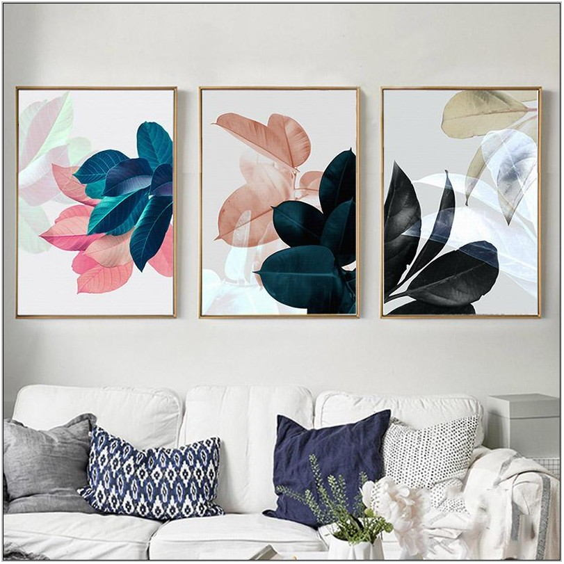 Living Room Wall Paintings Pictures