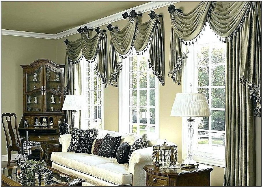Living Room Window Styles