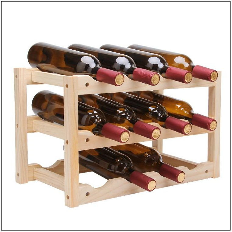 Living Room Wine Rack