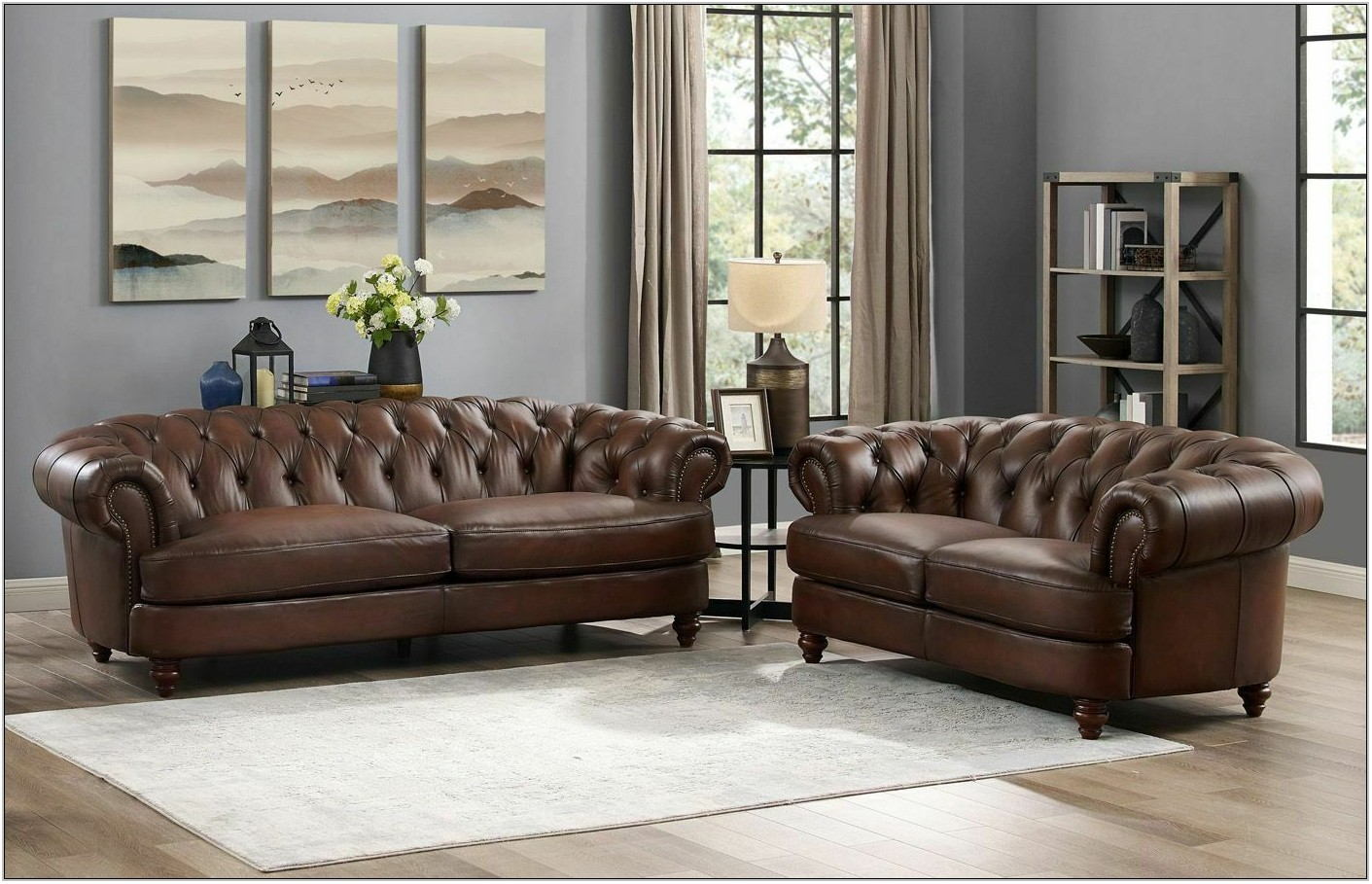 Loveseat Living Room Set