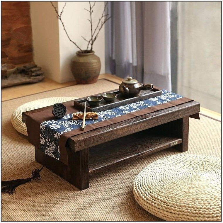 Low Coffee Tables For Living Room