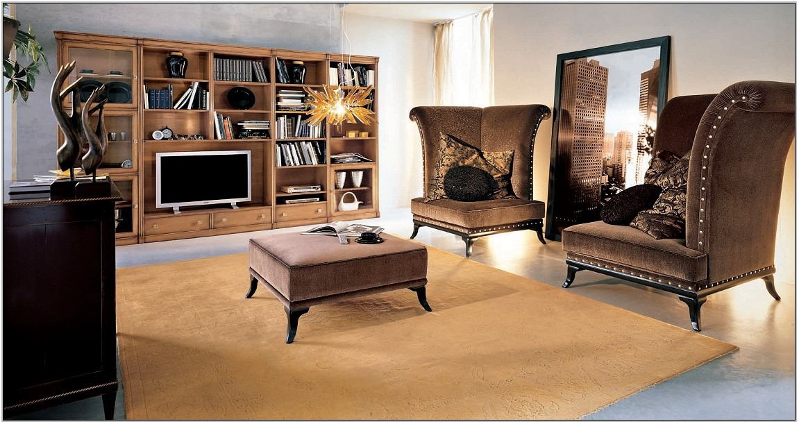 Luxury Living Room Furniture Collection