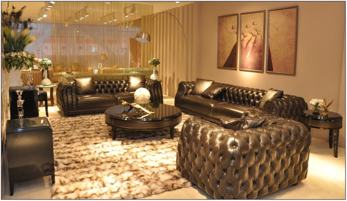 Luxury Sofa Set For Living Room