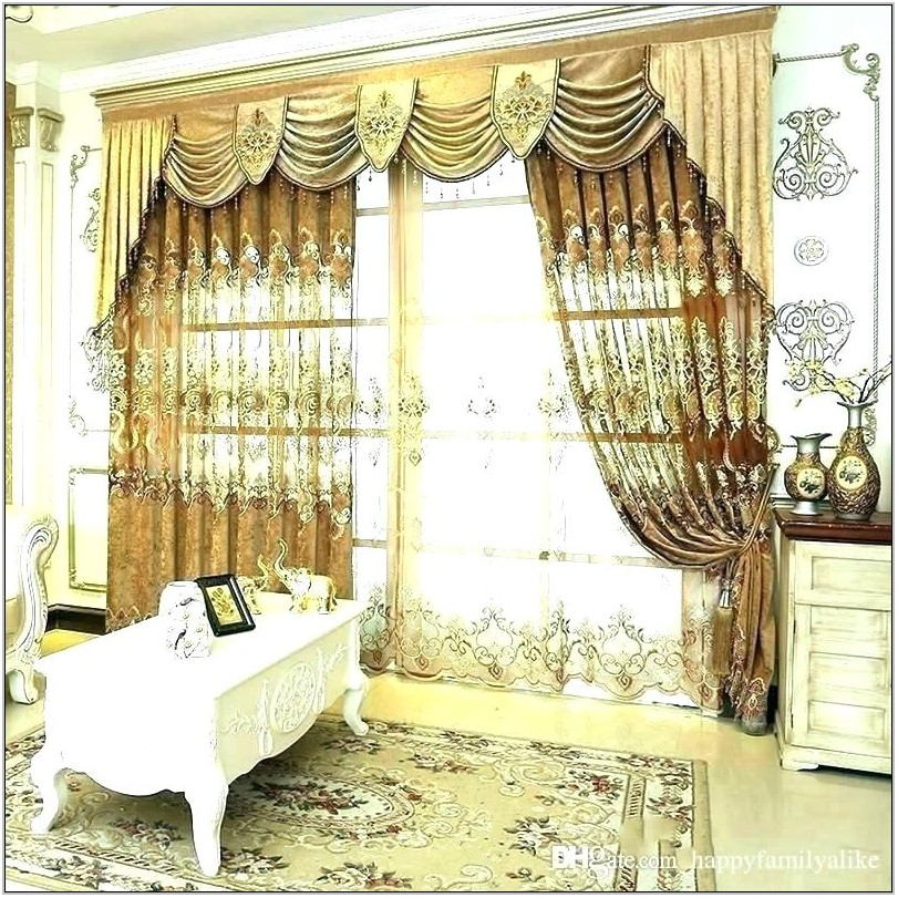 Luxury Valances For Living Room