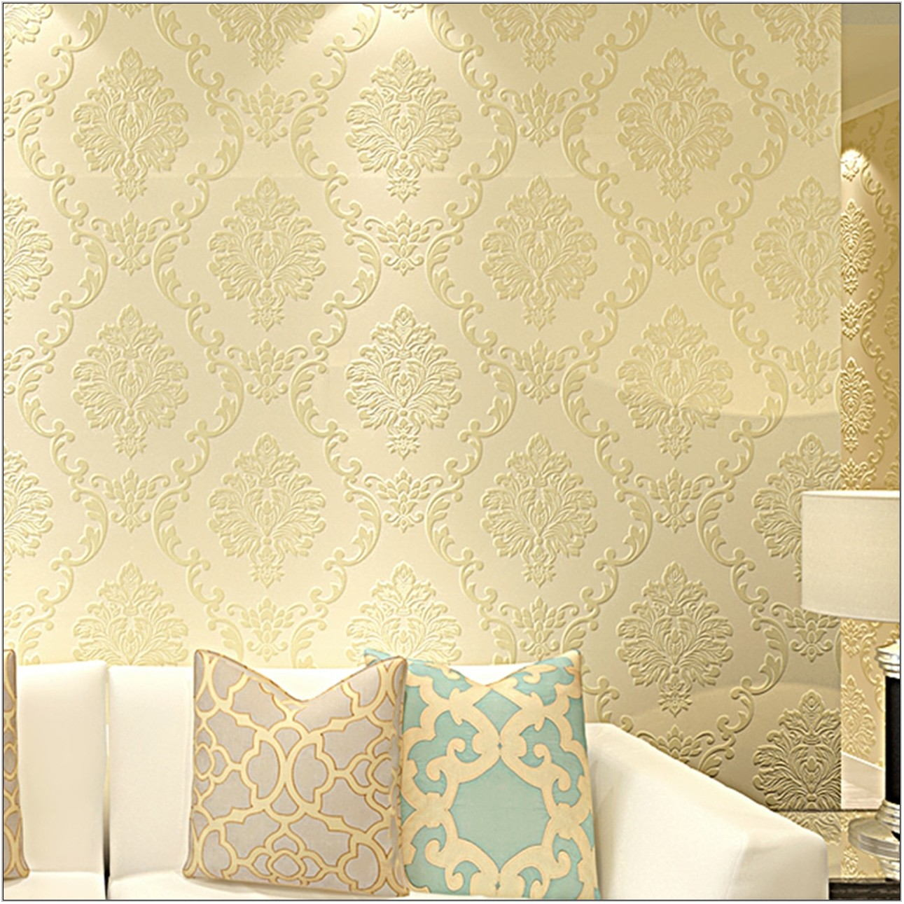 Luxury Wallpaper For Living Room