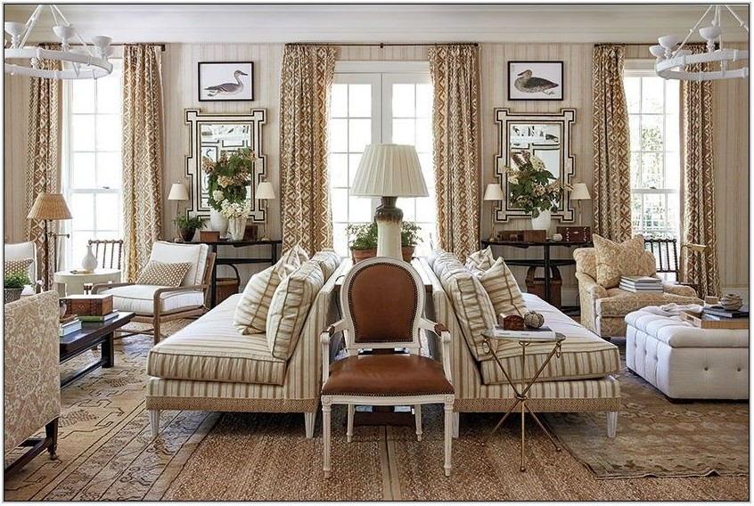 Mark Sikes Living Room