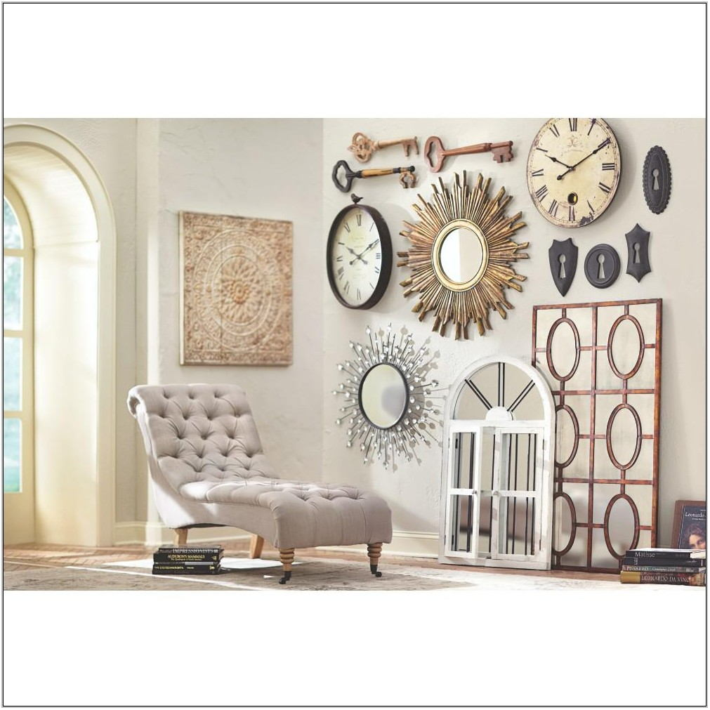 Metal Wall Art Decor For Living Room