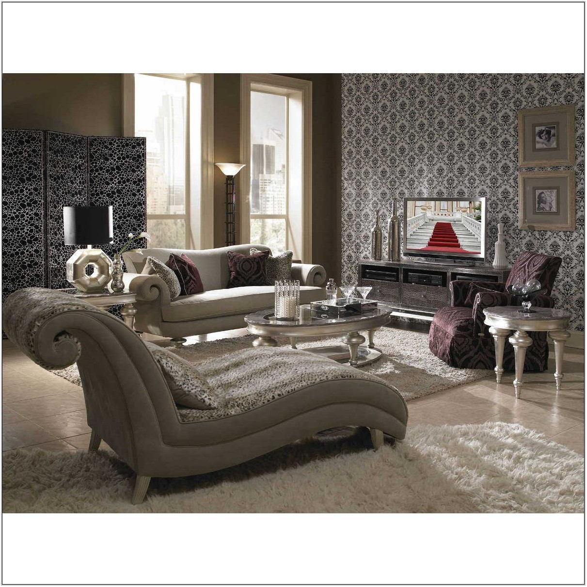 Michael Amini Living Room