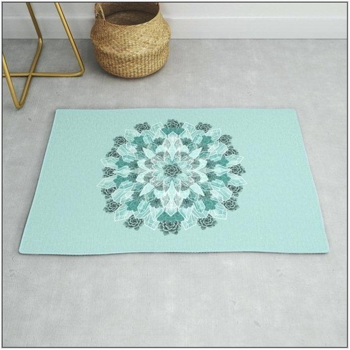 Mint Green Rugs For Living Room