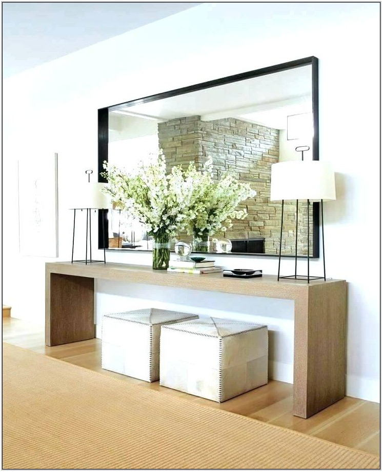 Mirror Design For Living Room