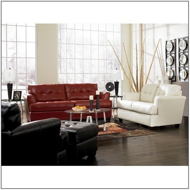 Mixed Living Room Furniture