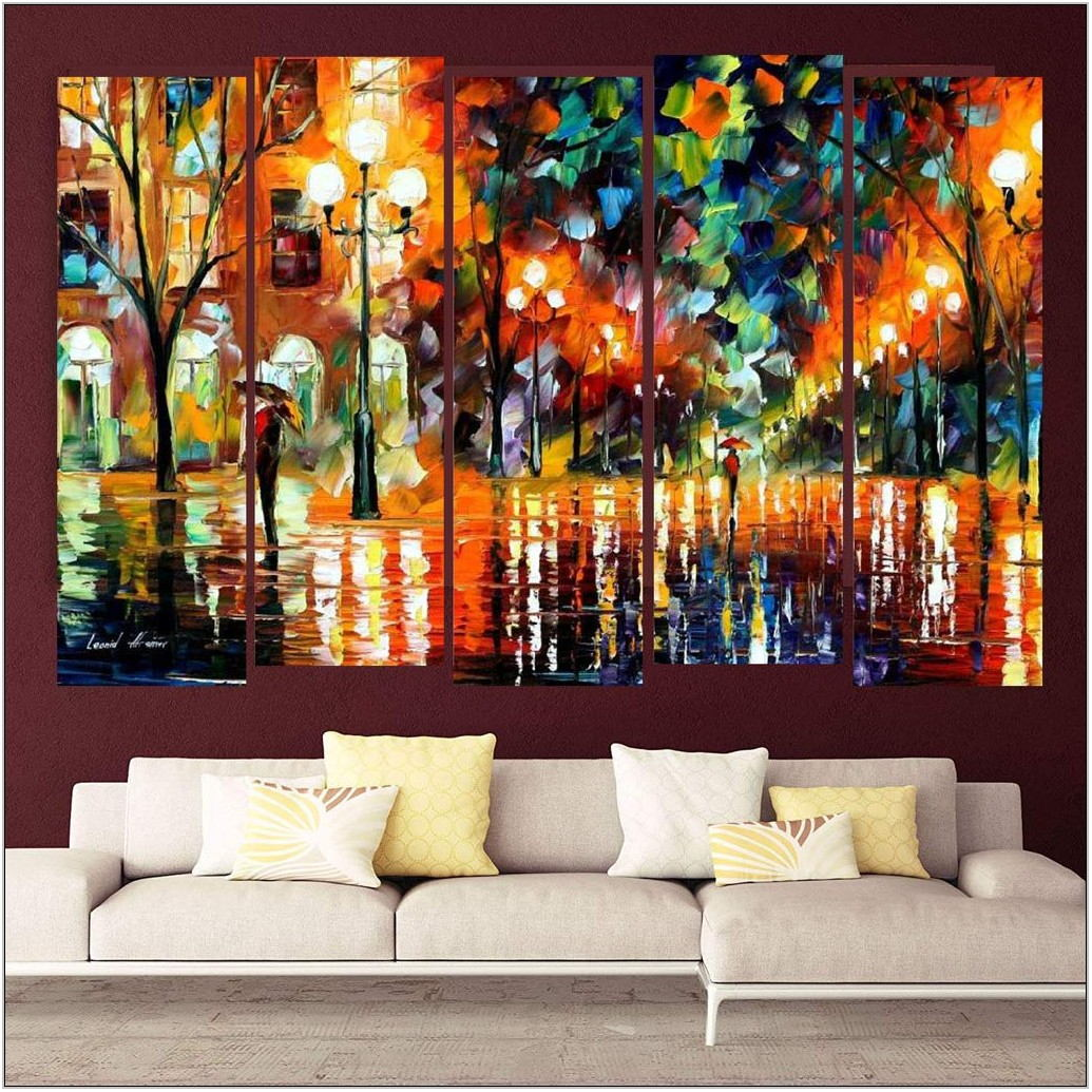 Modern Art Painting For Living Room
