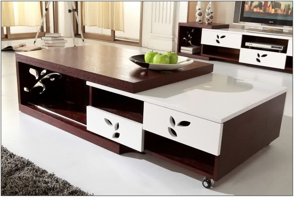 Modern Center Table For Living Room