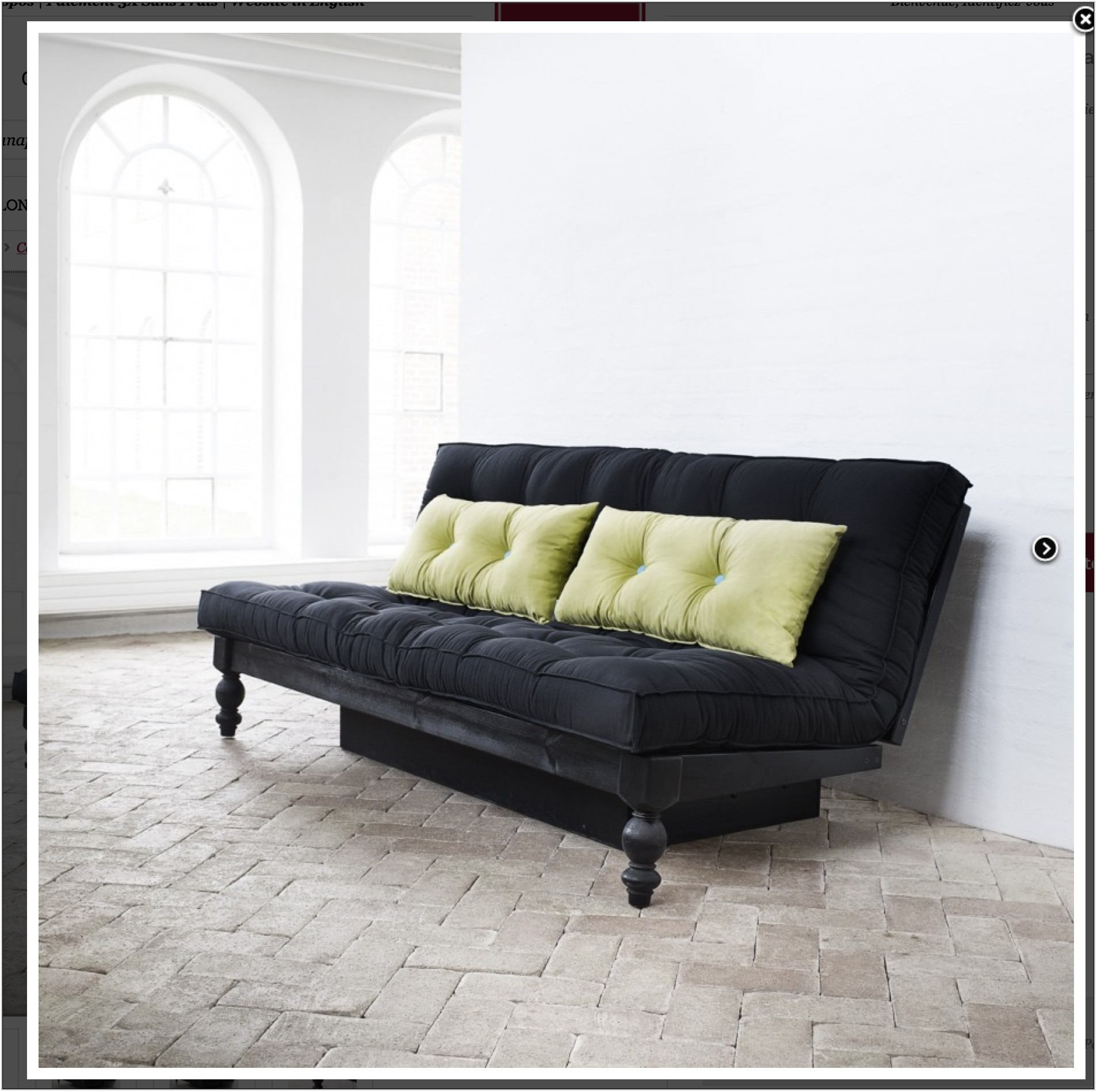Modern Daybeds For Living Room
