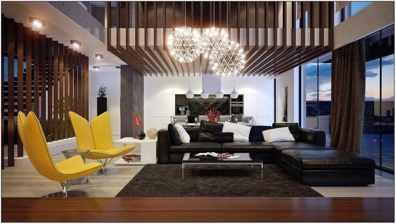 Modern Interior Design Ideas Living Room